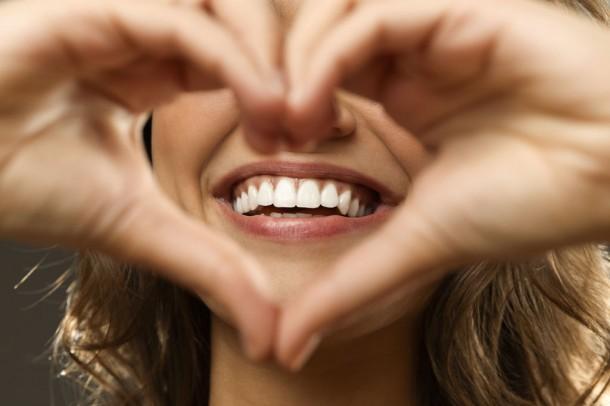 smile heart